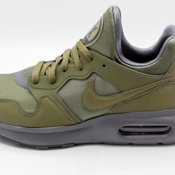 Canada Men's Nike Air Max 1 Premium (Medium OliveDark